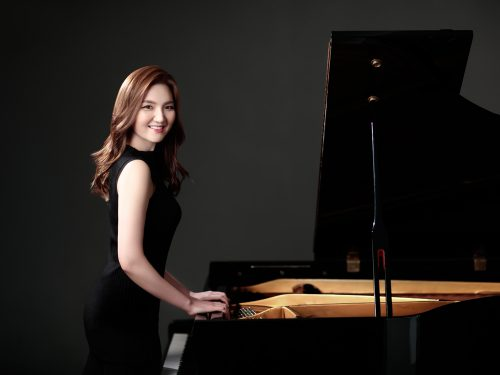 Featured image for post: MinJung Baek piano recital at Guildhall School