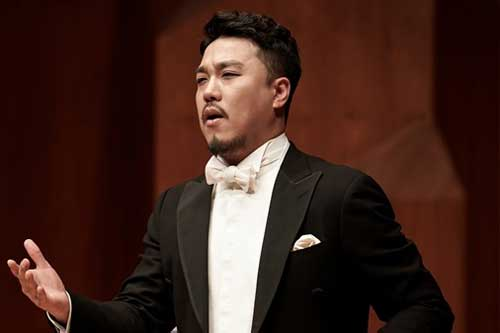 Featured image for post: KCC Concert featuring Baritone Claudio Jung and Pianist Grace Yeo