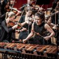 Thumbnail for post: Se-mi Hwang with PERC'M in RCM Percussion Showcase