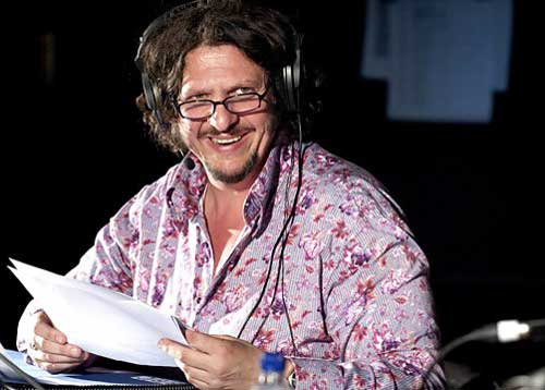 Jay Rayner, host of The Kitchen Cabinet