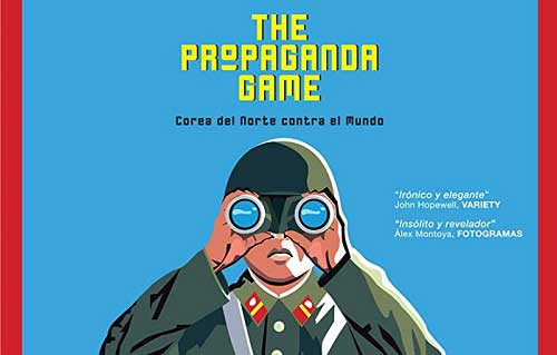 Featured image for post: Film review: The Propaganda Game