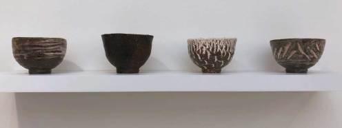 Jung Jae-hyo: buncheong tea bowls