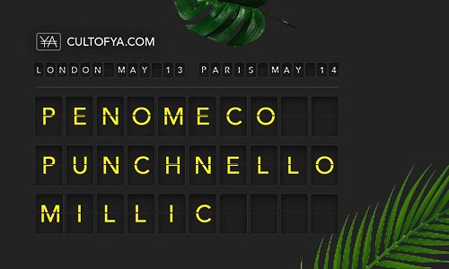 Featured image for post: K Hip-hop: Penomeco, Punchnello, Millic in London