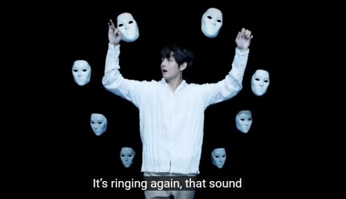 """Masks and Mime in """"Singularity"""""""