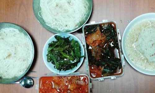 North Korean Food