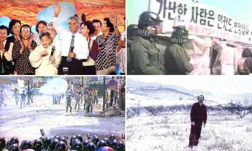 Kim Dong-won documentaries