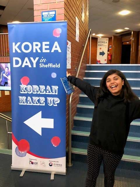 Sheffield Korea Day 1