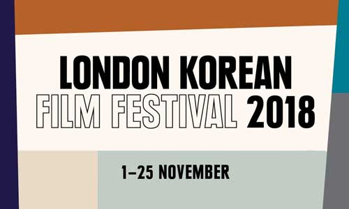 London Korean Film Festival logo