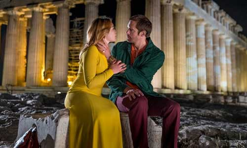 Still from Little Drummer Girl