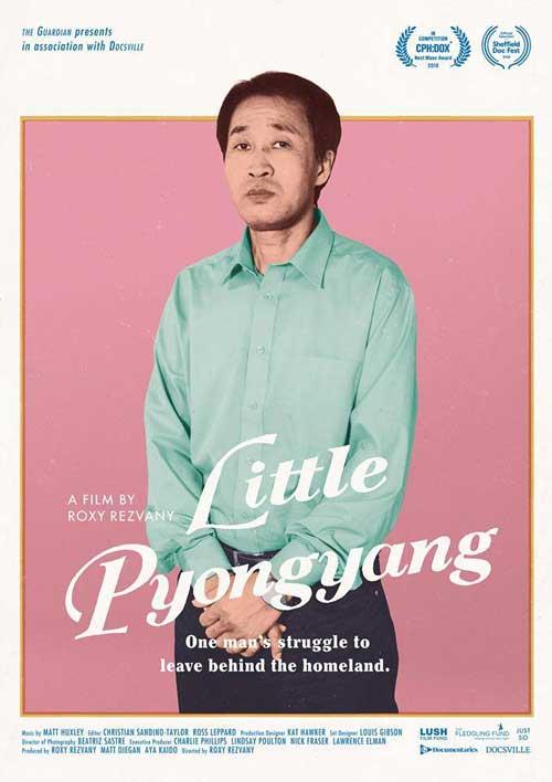 Little Pyongyang poster
