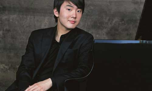 Featured image for post: Seong-jin Cho plays Rachmaninov at the Barbican
