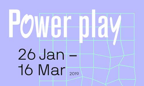 Featured image for post: Power play – a group exhibition at the KCC and Delfina Foundation