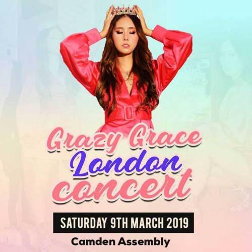 Grazy Grace poster