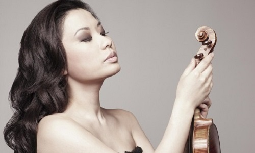 Featured image for post: Sarah Chang recital at the Cadogan Hall
