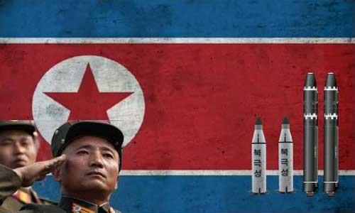 DPRK nuke poster for SOAS