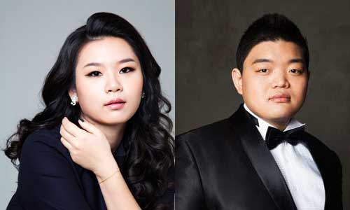 Haegee Lee and David Junghoon Kim