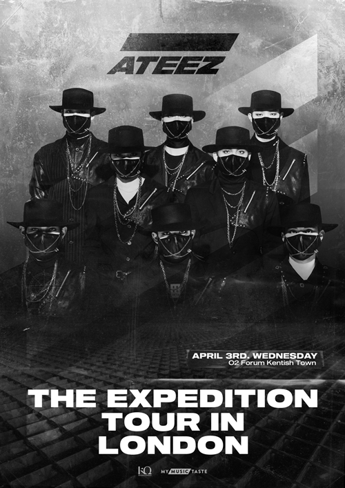 ATEEZ – The Expedition Tour, at Kentish Town Forum
