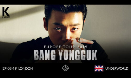 Post image for Bang Yongguk plays the The Underworld, Camden