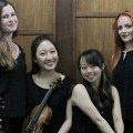 Thumbnail for post: KCC March House Concert: Salomé Quartet