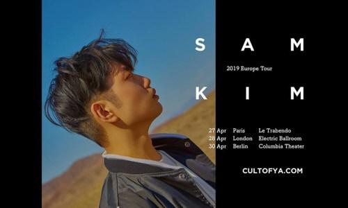 Sam Kim poster