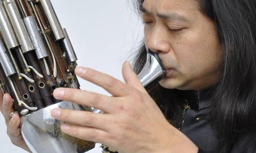 Wu Wei plays Sheng