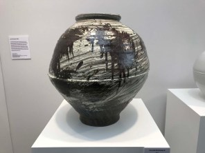 Lee Soo-jong: moon vase, at KCDF in the Saatchi Gallery