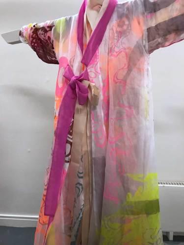 Hanbok design by Nataliya Grimberg, Riemke Ipema, Greta Schluter & Emily Stearn