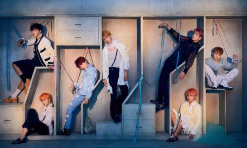 BTS Fake Love image