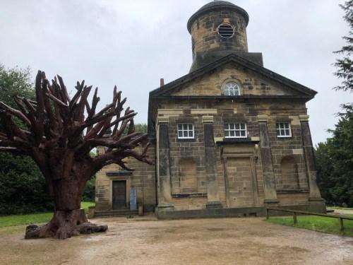 The chapel at Yorkshire Sculpture Park