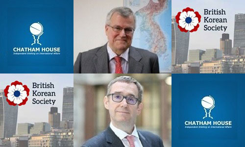 Chatham House BKS Two Ambassadors talk