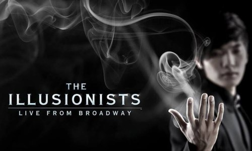 The Illusionists: Yu Ho-jin