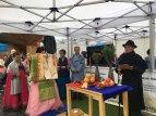 Kingston Korean Harvest Fest 2018 - the Chuseok ceremony (photo KBCE)