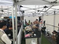 Kingston Korean Harvest Fest 2018 - Buddhist cookery demonstration