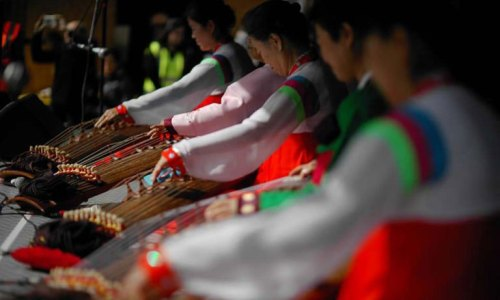 gayageum players at KKF 2017