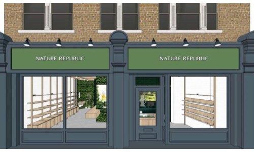 Nature Republic store