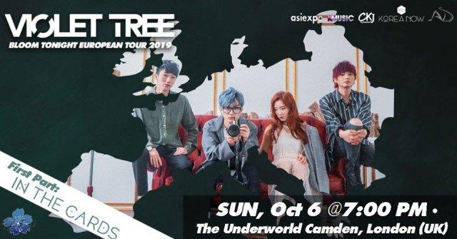 Violet Tree poster