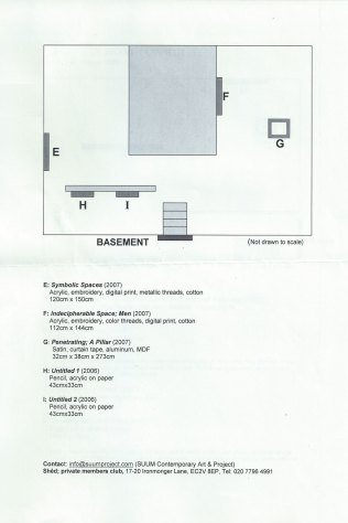 Young In Hong at Shed: floor plan 2