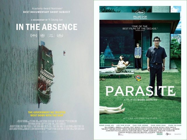 Parasite and In the Absence