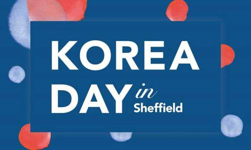 Korea Day in Sheffield 2020