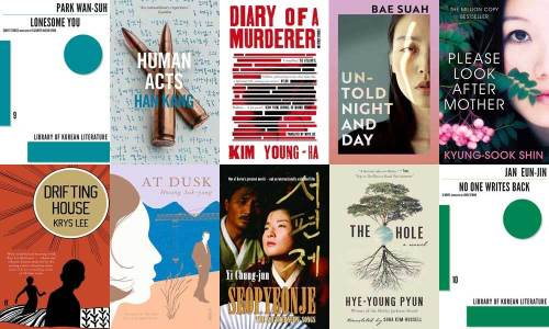 Top 10 Korean fiction