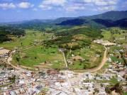 Haemi Eupseong - aerial view