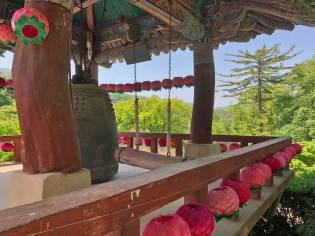 Gaesimsa's bell pavilion