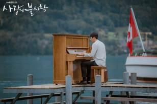 Hyun Bin in Crash Landing on You