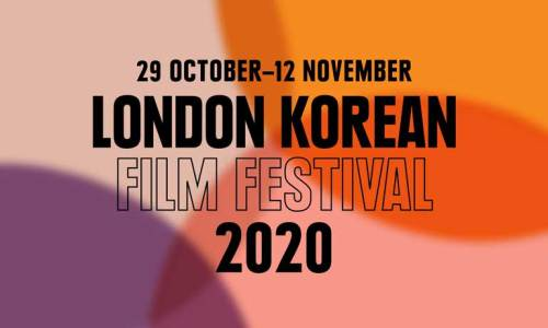 London Korean Film Festival 2020 banner LKFF20
