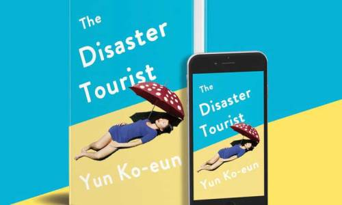 Disaster Tourist graphic