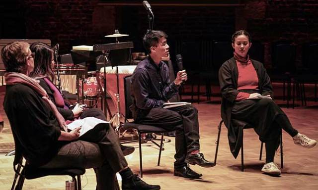 New Creativity in the UK's East Asian Music Scene