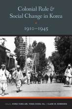 Thumbnail for post: Colonial Rule and Social Change in Korea 1910-1945