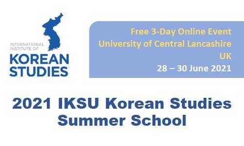 2021 IKSU Korean Studies Summer School