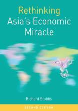 Thumbnail for post: Rethinking Asia's Economic Miracle: The Political Economy of War, Prosperity and Crisis