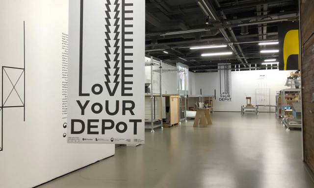 Jewyo Rhii: Love Your Depot, at the KCC